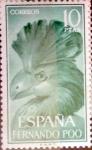 Sellos de Europa - España -  Intercambio 2,25 usd 10 ptas. 1964