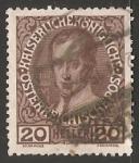 Sellos de Europa - Austria -  Emperor Ferdinand I