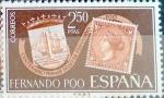 Sellos del Mundo : Europa : España : Intercambio 0,40 usd 2,50 ptas. 1968