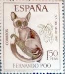 Sellos de Europa - España -  Intercambio 0,30 usd 1,50 ptas. 1967