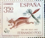 Sellos de Europa - España -  Intercambio 0,40 usd 3,50 ptas. 1967