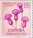 Stamps : Europe : Spain :  Intercambio 0,30 usd 1,50 ptas. 1967