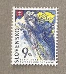 Stamps Europe - Slovakia -  Personaje