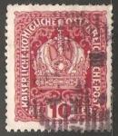 Stamps Austria -  kaiserlich-königlichen