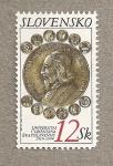 Stamps Europe - Slovakia -  Universidad de Bratislava
