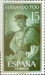 sellos de Europa - España -  Intercambio 0,25 usd 15 cents. 1962