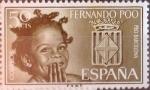 Sellos del Mundo : Europa : España : Intercambio 0,25 usd 50 cents. 1963