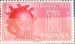 Stamps Spain -  Intercambio 0,25 usd 1 pta. 1963