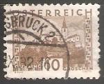 Sellos de Europa - Austria -  Güssing Castle, Burgenland