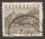 Stamps Austria -  Dürnstein, Lower Austria
