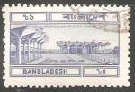 Sellos de Asia - Bangladesh -  Station
