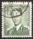 Stamps Belgium -  King Baudouin I - Balduino de Bélgica