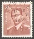 Sellos de Europa - Bélgica -  King Baudouin I - Balduino de Bélgica