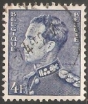 Sellos de Europa - Bélgica -  King Leopold III - Leopoldo III de Bélgica