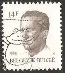 Sellos de Europa - Bélgica -  King Baudouin - Balduino de Bélgica