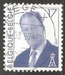 Stamps Belgium -  King Albert II - Alberto II de Bélgica