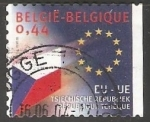 Sellos de Europa - Bélgica -  Union Europea - Republica checa