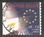 Sellos de Europa - Bélgica -  Union Europea - Chipre