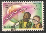 Stamps Belgium -  Pacem in terris