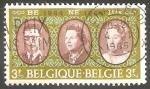 Stamps Belgium -  BENELUX