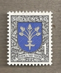 Stamps Europe - Slovakia -  Escudo
