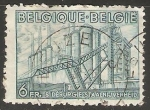 Stamps of the world : Belgium :  Siderurgie staalnijverheid