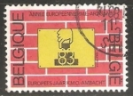 Stamps Belgium -  European Small Business year