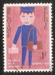 Sellos de Europa - Bélgica -  Youth philately
