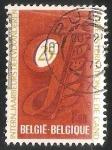 Sellos de Europa - Bélgica -  Ferias Comerciales