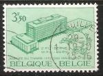 Sellos de Europa - Bélgica -  DIA DEL SELLO 1970