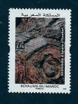 Stamps : Africa : Morocco :  Rocas menirales