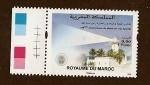 Sellos del Mundo : Africa : Marruecos : 150 Aniversario faro Espartel Tanger