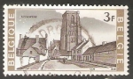 Stamps Belgium -  hurch Lissewege - Iglesia de Nuestra Señora de la Visitación de Lissewege