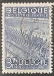 Sellos de Europa - Bélgica -  Industrie Textil