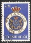 Sellos de Europa - Bélgica -  Touring Club 1895-1970