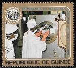 Sellos de Africa - Guinea -  Guinea-cambio