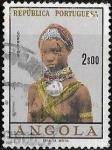 Sellos del Mundo : Africa : Angola : Angola-cambio