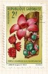 Stamps Africa - Gabon -  Plantas africanas