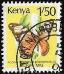 Sellos de Africa - Kenya -  Kenya-cambio