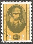 Stamps Bulgaria -  León Tolstói