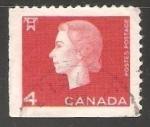 Stamps Canada -  Queen Elizabeth II