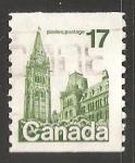Sellos de America - Canadá -  Houses of Parliament