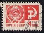 Stamps Russia -  Bandera Rusa
