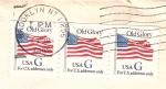 Stamps United States -  Vieja Gloria