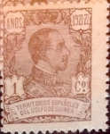 Stamps Spain -  Intercambio 0,55 usd 1 cent. 1922