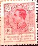Sellos de Europa - España -  Intercambio 0,25 usd 10 cents. 1920