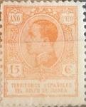 Sellos de Europa - España -  Intercambio 0,25 usd 15 cents. 1920
