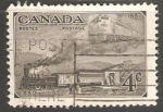 Sellos del Mundo : America : Canadá : Mail Trains of 1851 & 1951