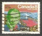 Sellos del Mundo : America : Canadá : Marconi 1874 1937