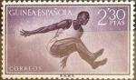 Sellos de Europa - España -  Intercambio fd2a 0,40 usd 2,30 ptas. 1958